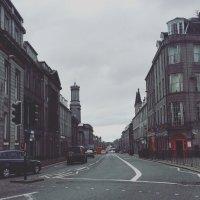 Écosse: Aberdeen la grise