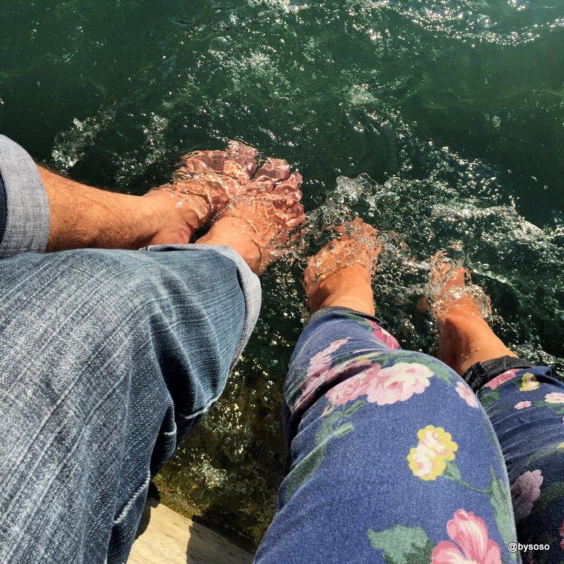 Les-pieds-dans-l'Aar-Berne